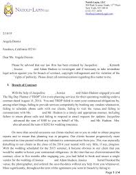 demand letter example breach of contract docoments ojazlink