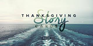 thanksgiving story cards imom