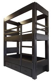Best Adult Twin Bunk Beds Images On Pinterest Twin Xl Custom - Twin xl bunk bed