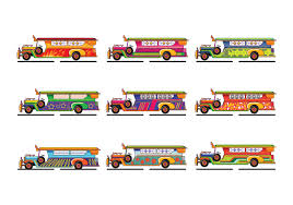 philippine jeepney jeepney free vector art 143 free downloads