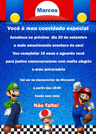 kids super party tips mario bros jet assure