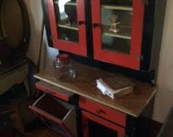 Vintage Hoosier Cabinet For Sale Hoosier Cabinet Top Etsy