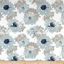 Discount Home Decor Fabric by Premier Prints Fairy Spa Blue Discount Designer Fabric Fabric Com