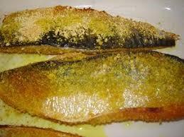 cuisiner maquereau frais filets de maquereau panés selon julie andrieu par choupinette choupie