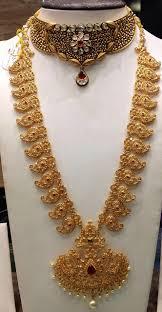 new necklace collection images Premraj shantilal jain jewellers pot market secunderabad jpg