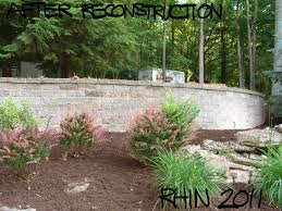 retaining walls lucas landscaping u0026 turf farm