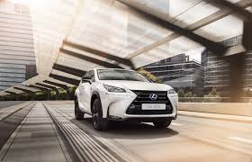 lexus sport nx lexus nx to be available as sport edition