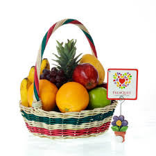 fruit in a basket fruits in a basket small fruiquet