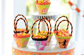 halloween cups and plates halloween decorations how to make nut cups huffpost
