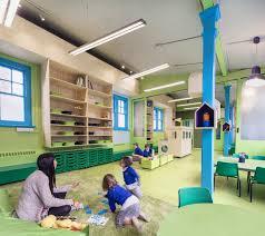designboom green school aberrant architecture redesigns rosemary works school