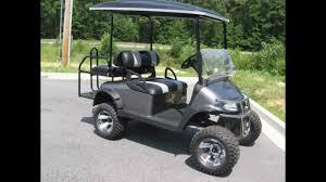 e z go custom built rxv golf carts for sale columbia sc youtube