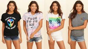 Hollister Clothes For Girls 17 Brands Sporting Pride Apparel For 2017 Vaguely Ranked By