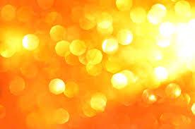 using and visualizing light orange in meditation inner