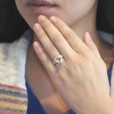 morganite engagement ring gold morganite engagement ring halo band gold