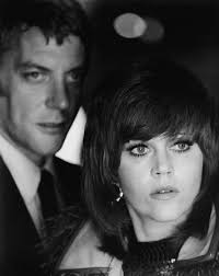 photos of jane fonda s klute hairdo donald sutherland and jane fonda in klute film pinterest