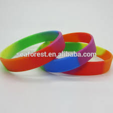 rubber wrist bracelet images Personalized scented silicone bracelet rainbow silicone wristband png