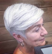 how to tame gray hair 60 gorgeous hairstyles for gray hair