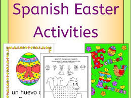 spanish worksheet colour the animals by speekee teaching
