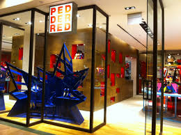 pedder red at ngee ann city