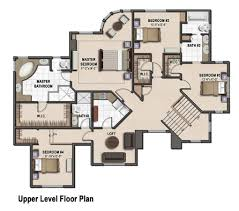 split level house plan house plans 2 floor house plans color new american home plans