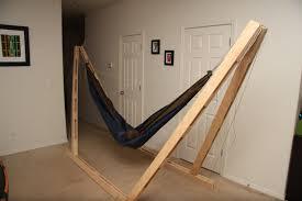 folding take down hammock stand