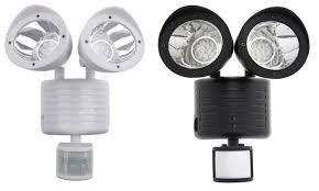 solar powered sensor security light solar powered 22 led motion sensor flood light groupon