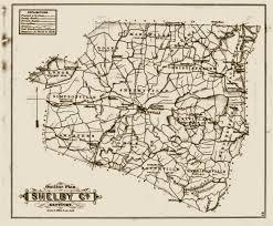 Kentucky Counties Map 1882 Atlas Henry U0026 Shelby Co Kentucky