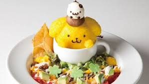 pom pom cuisine สาวก sanrio ไปเท ยว pom pom purin cafe ท โยโกฮาม าก นเถอะ girldaily