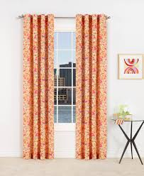 jackson splatter printed grommet curtain stylemaster view all