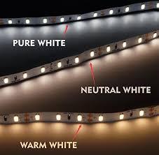 marswell high quality led lights warm white white