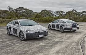 opel commodore 2018 2018 holden commodore first details