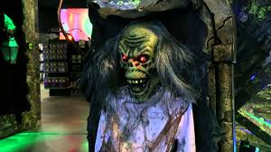 how to get in the halloween spirit spirit halloween the ruins 2014 youtube