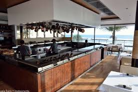 Open Kitchen Restaurant Design Mejekawi Tasting Kitchen U0026 Laboratory Concept At Ku De Ta Bali