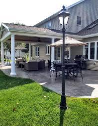 traditional covered porch u0026 patio u003e the dream beyond u003e projects