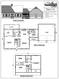 floor plan doors home packages hancock lumber building materials supplier in