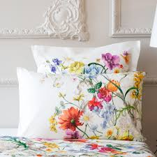 multicolor floral print percale bedding bedrooms and house