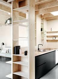 cuisine avec etagere meuble contreplaque meuble en contreplaquac de cuisine avec etagere