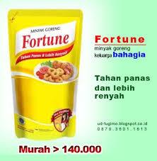 Minyak Sunco 1 Liter harga terbaru minyak goreng murah fortune 1 liter ud tugimo