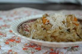 thanksgiving risotto a gluten free alternative to