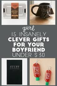 best 25 gifts for your boyfriend ideas on