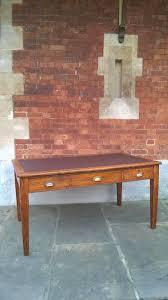 new item on ebay old post office desk oak three drawer desk