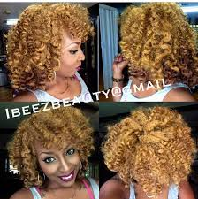 blonde marley crochet hair crochet braids using femi collection marley braid hair in 27 on top