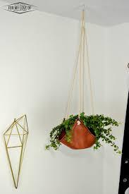 Diy Hanging Planters by Hanging Planter Sling Diy Tutorial Diy Crafts Pinterest Diy