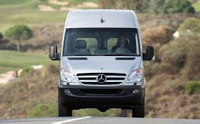 2010 mercedes sprinter 2500 size vans by the numbers truck trend