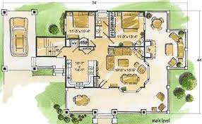 cottage homes floor plans lovely small cottage house plans 12 brockman more