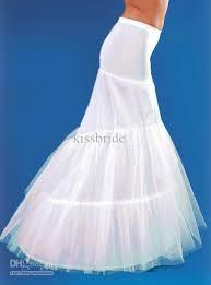 underskirts for wedding dresses 2 hoop fishtail mermaid wedding petticoat bridal petticoat