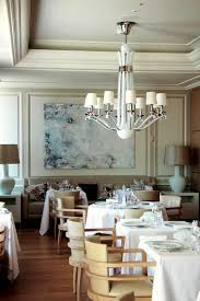 rochon cuisine hermitage hotel design by yves rochon chandelier by