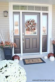 Fall Decorating Ideas For Front Porch - 20 fall porch decor ideas best autumn porch decorations
