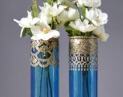 4x4 Glass Vase Vases Etsy Hk