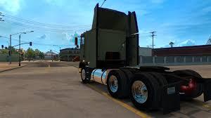 2016 kenworth cabover freightliner flb truck update v1 0 0 american truck simulator